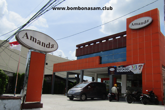 Outlet Amanda Brownies Balikpapan