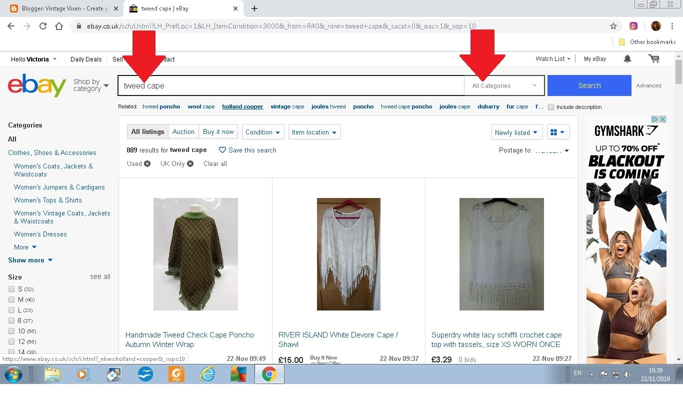 Vintage Vixen Vix S Tips How To Find Fabulous Vintage Clothing On Ebay