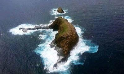 Elephant Rock, Heimaey, Iceland