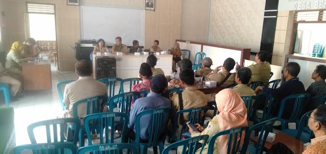 Danramil 22 Wonosari Dan Anggota Hadiri Sosialisasi POPT Diwilayah Desa Binaan