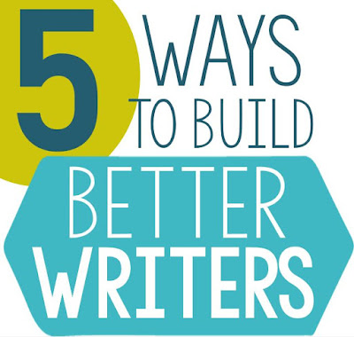 Ways to help teach writing