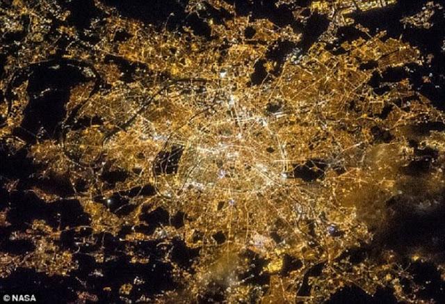 Dampak Buruk Polusi Cahaya Terhadap Keseimbangan Biologis Isi Alam