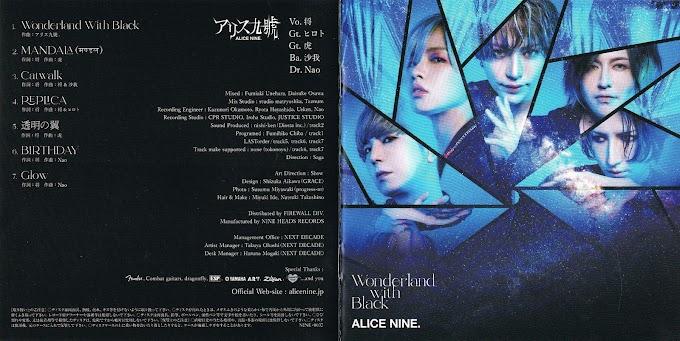 [Wonderland With Black - Booklet-][-Regular Edition-]