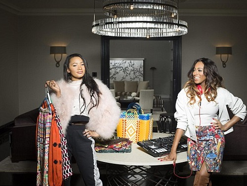 Britain's New Super-Rich: Dj Cuppy & Temi Otedola Makes It To Dailymail