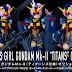 AGP [Armor Girls Project] MS Girl Gundam Mk- II [Titans] + Barzam Mode- Release Info