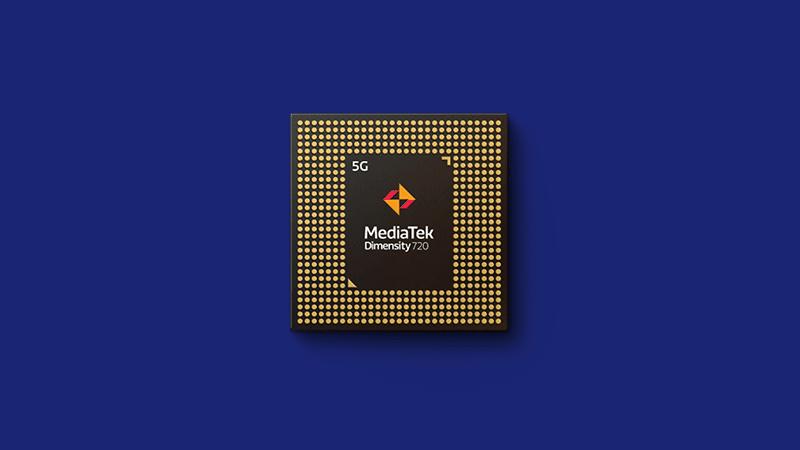 MediaTek Dimensity 720 7nm 5G chip for the masses announced