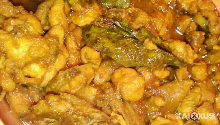 Resep semur ayam cincang