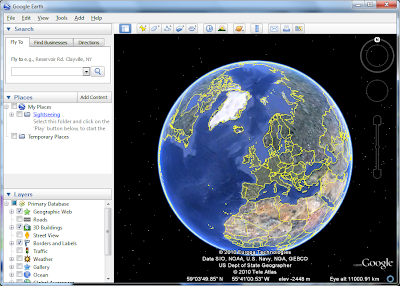 About Google Earth
