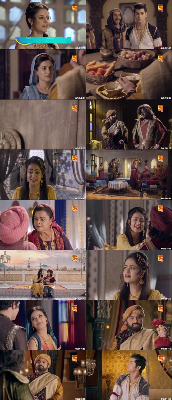 Screenshots Of Hindi Show Aladdin – Naam Toh Suna Hoga 2019 Episode 235 | Episode 236 | Episode 235 300MB 720P HD