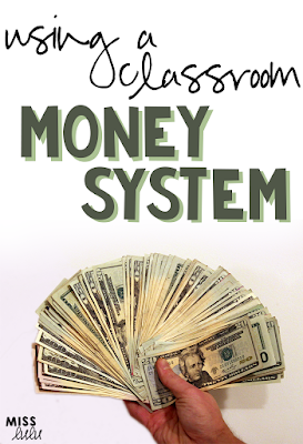 Tips and tricks for teachers to implement a classroom money system