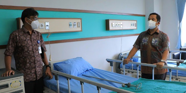 Pengumuman! Ruang Perawatan Covid-19 RSUD Kota Tangerang Sudah Penuh