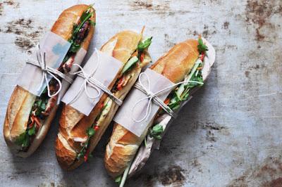 Bánh mì Việt Nam đến với năm châu