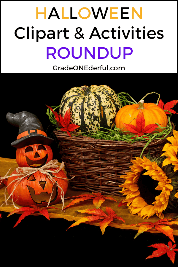 This is a roundup of my Halloween clip art. I also have links to some great FREE games. Enjoy!