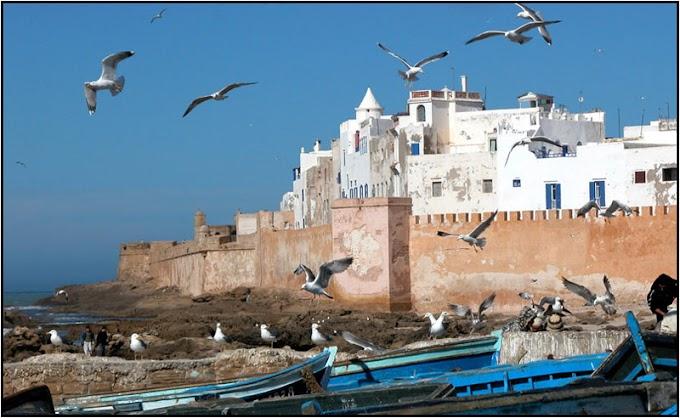 Depuis Marrakech : excursion d'une journée à Essaouira 30€/pers