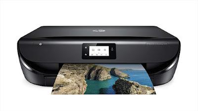 One Ink Advantage Wireless Colour Printer alongside Duplex Printing HP Deskjet 5075 Driver Downloads