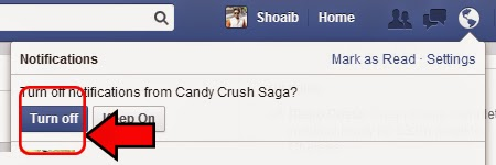03 - Get rid of Candy Crush Saga invites (in 5 seconds or less!)