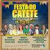 Confira a programação da Festa do Catete 2016