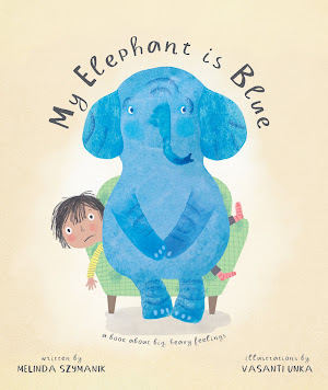 My Elephant is Blue