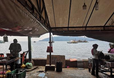 Giorno 10 - il Mercato Notturno di Kota Kinabalu