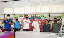 Sosialisasi dan Serah Terima Pengelolaan Website PPID Kecamatan Kembayan