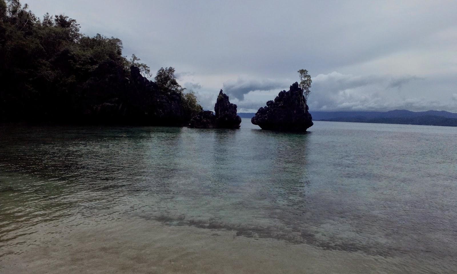 Wisata Pulau Senja Kendari Keindahan Tebing Dan Pantai Alami