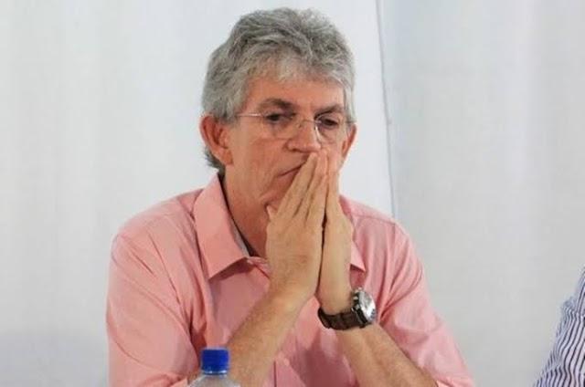 URGENTE: PGR PEDE NOVA PRISÃO PARA RICARDO COUTINHO