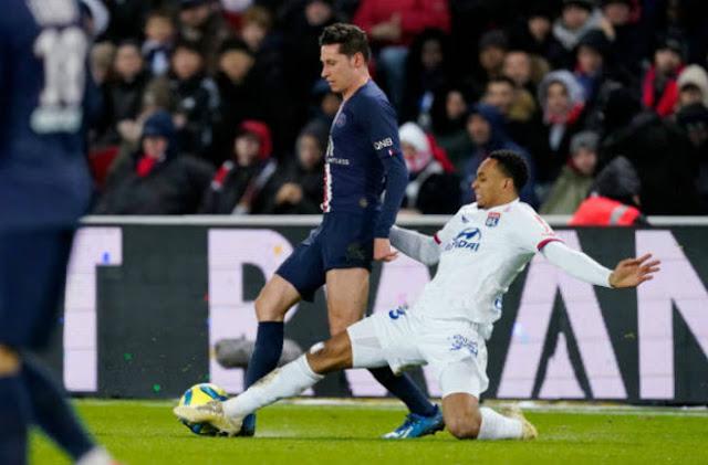 """Video PSG 4-2 Lyon: """"Thiên thần"""" Di Maria mở hàng, kết liễu phút 79"""