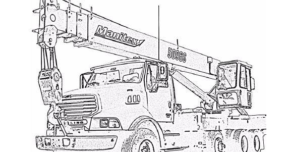 craneinfo.ru: Manitex crane operator manual 5002 series