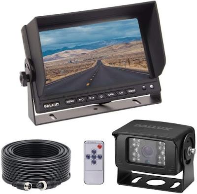 DALLUX RCS7001 Backup Camera