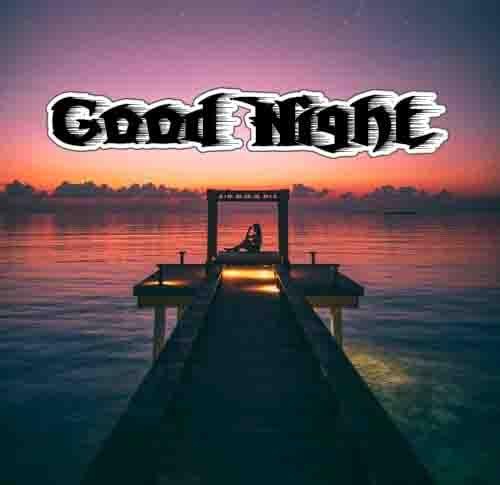 good night photo