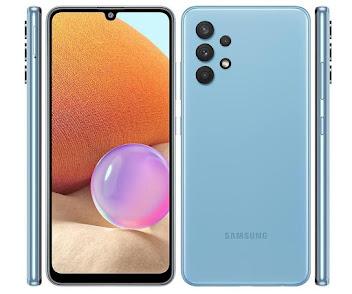 سامسونج جالاكسي Samsung Galaxy A32  Samsung Galaxy A32 4G الإصدار : SM-A325F, SM-A325F/DS
