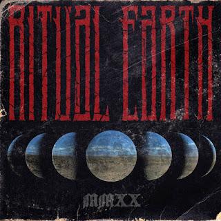 "Stoner rock RITUAL EARTH new album ""MMXX"""