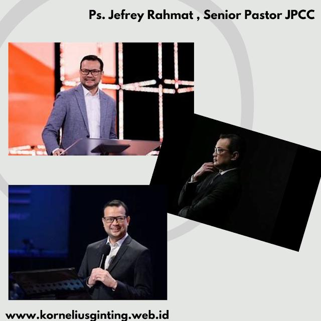Ps. Jeffrey Rahmat