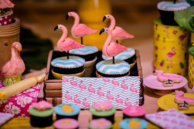 personalizados flamingos