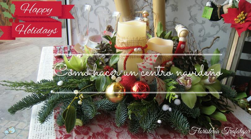 Planeta mamy blog familia maternidad educaci n y - Como hacer centros de mesa para navidad ...