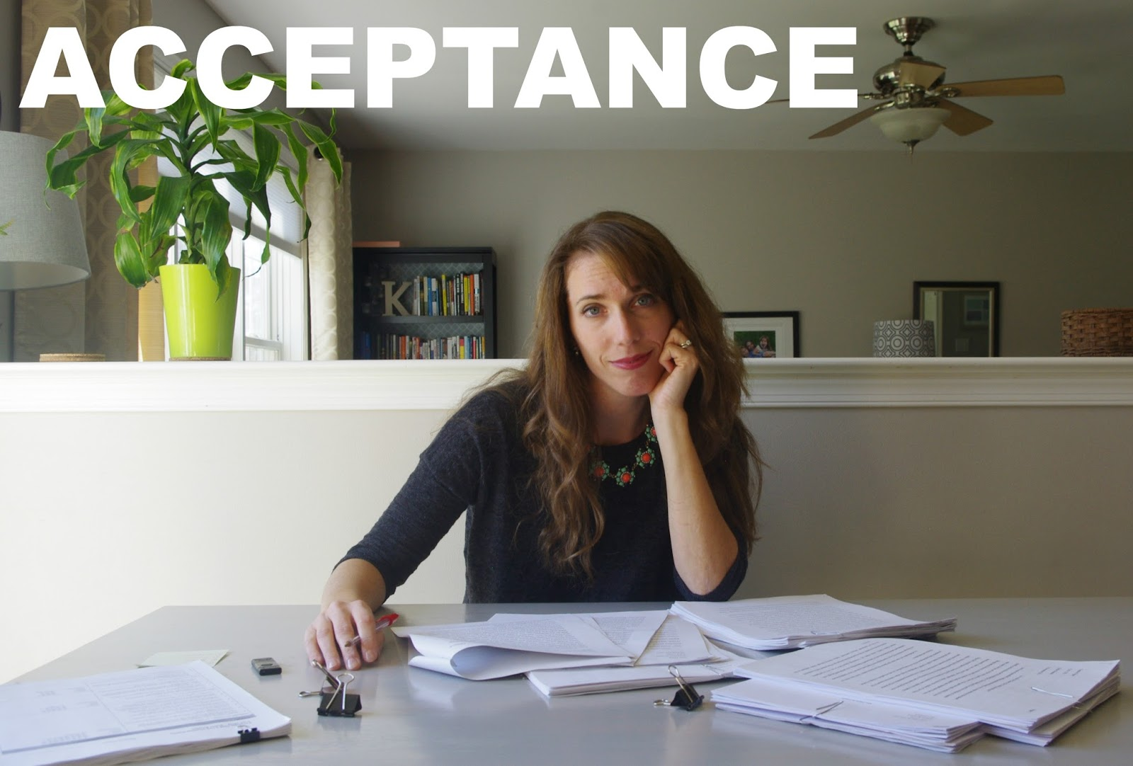 The Five Stages of Essay Grading Grief: Acceptance