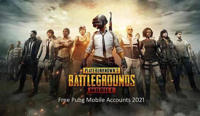 PUBG Mobile Hesap Şifreleri 2021