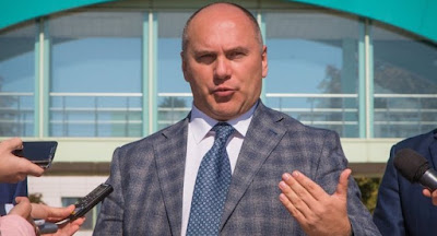 Генпрокурор повідомив про підозру голові Фонду держмайна