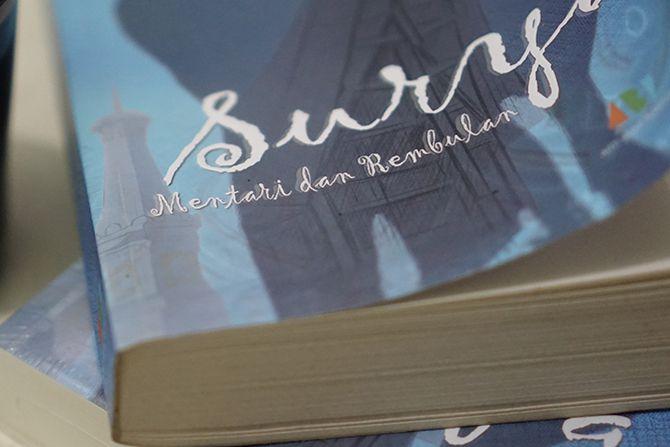 Novel Surya, Mentari dan Rembulan karya Sili Suli