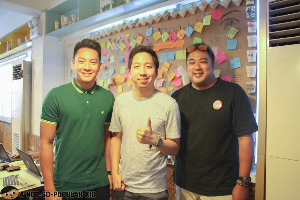 A Not-So-Popular Kid with Thomas Torres and Chef JJ Yulo