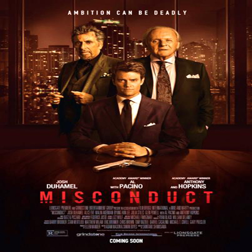 Download Film Misconduct (2016) Bluray Subtitle Indonesia
