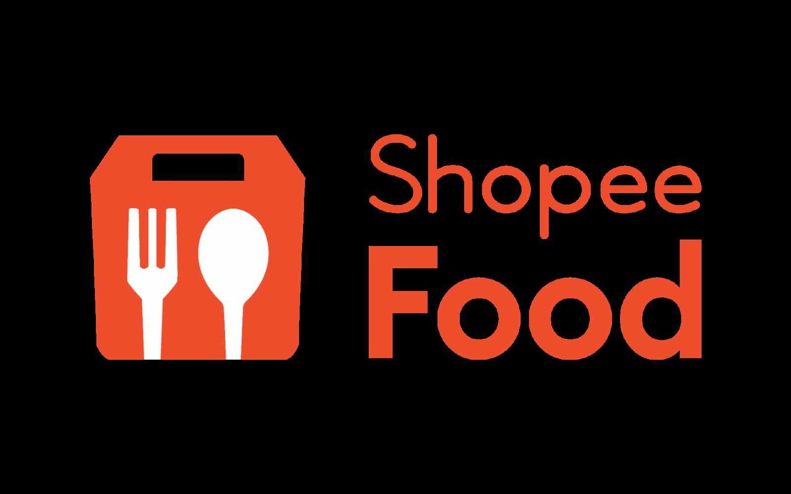 Logo Shopee Food Format PNG