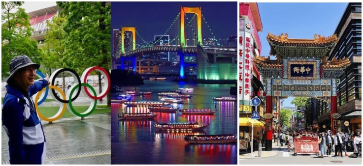 Tokyo 2020 with Airbnb Online Experiences
