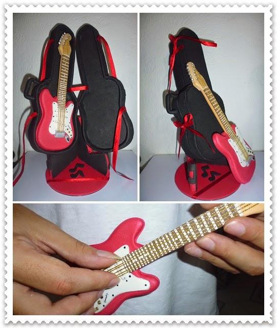 Passo a passo Guitarra Strato