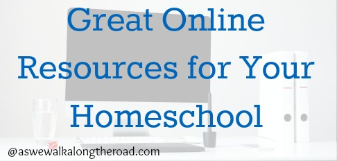 Online homeschool resources