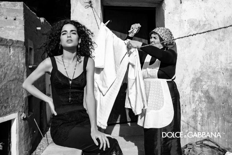 Dolce & Gabbana fall-winter 2020 campaign