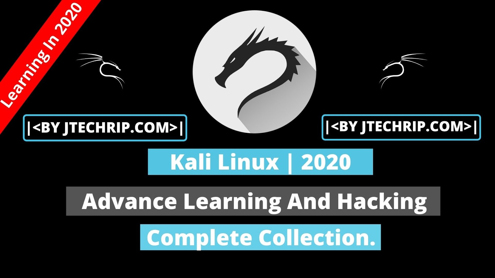 Kali Linux Advance Learning and Hacking Complete Collection.
