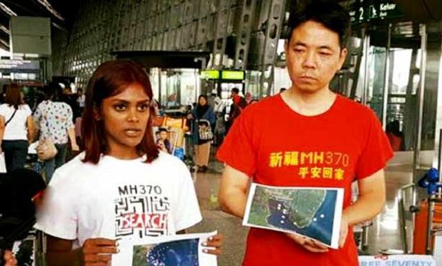 Waris MH370 Di Madagascar Lakukan Pencarian Sendiri