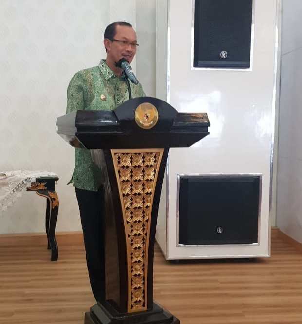 Harnojoyo Dorong SDM yang Bermutu Percepat Pembangunan