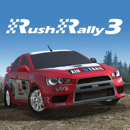 Rush Rally 3 مهكره